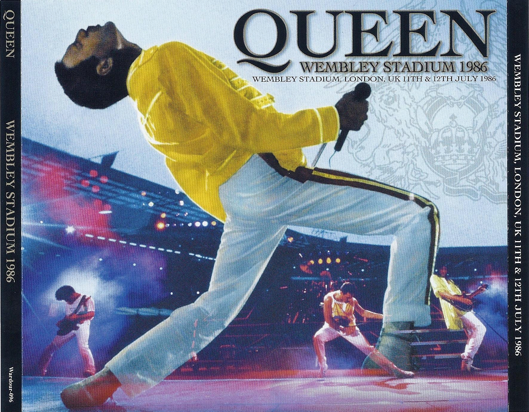 "Lineage: ""Wembley Stadium 1986"" (Wardour) silvers"