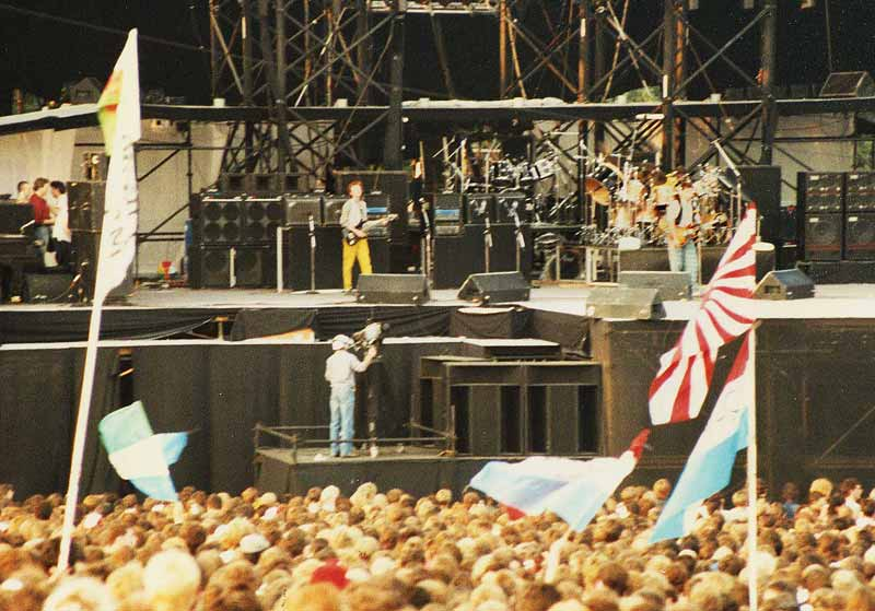 queen live knebworth park 1986 dvd